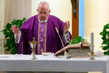 El Papa explica cómo reconciliarse con Dios durante el confinamiento por el coronavirus